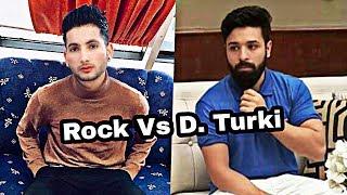 Rock Reply To  L&P Haters Dr Turki Tatel  4 Life & Cheap Waqar sagir..