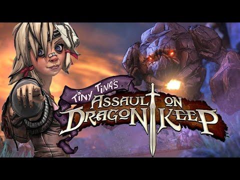 Borderlands 2 - Tiny Tina's Assault On Dragon Keep DLC - Sorcerers Daughter |