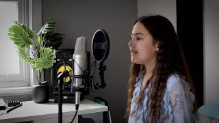 So What -  P!NK - 8 year old Sierra Vannini's studio version - 2018