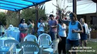 Festa de Aniversario com Samba de Roda Raiz - Apito de Mestre
