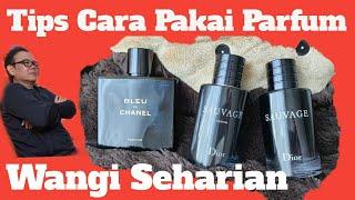 Gambar cover Tips cara pakai Parfum yang benar - Parfum Review Indonesia