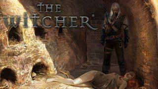 The Witcher прохождение с Карном. Часть 24 - Ее Высочество стрыга