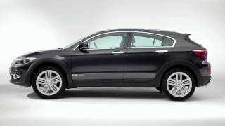Qoros 3 Estate Concept 2014 Videos