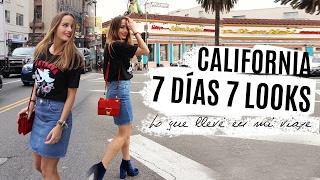 7 dias 7 outfits california 2017