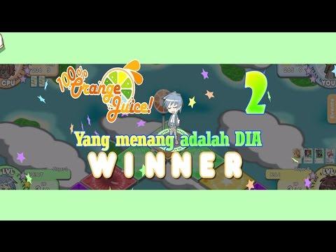 Pemenangnya adalah Dia - 100% Orange Juice Indonesia #2