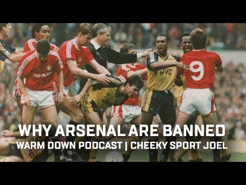 Why Arsenal Are BANNED At Old Trafford! | Manchester United | The Warm Down