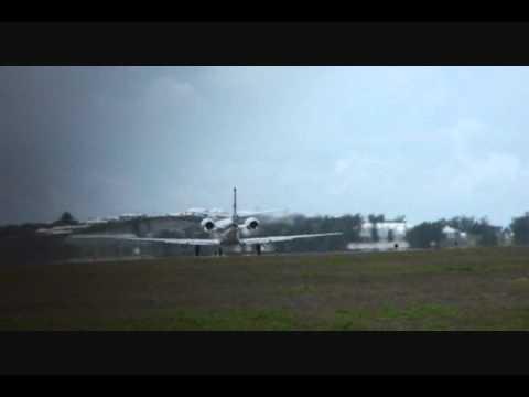 Cessna 560XL Citation XLS Bermuda Takeoff