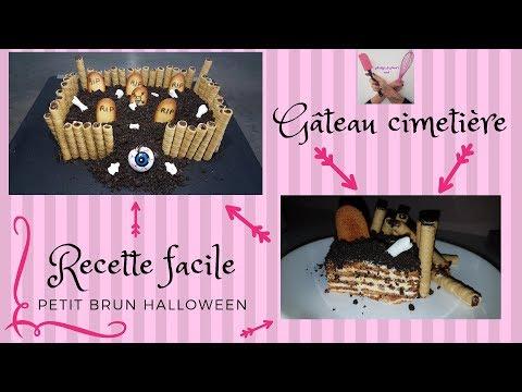 gÂteau-cimetiÈre-recette-facile-halloween-petit-brun
