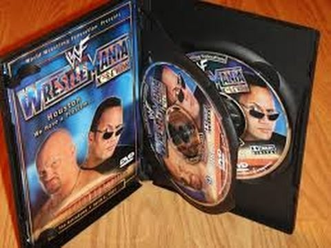 The Year 2001 In WWE DVDS Not Impossible To Collect Money Wise