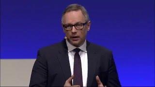 Grundsatzrede des DSGV-Präsidenten Georg Fahrenschon (Zusammenschnitt)
