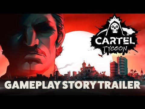"Cartel Tycoon - ""Higher Power"" Story Trailer"