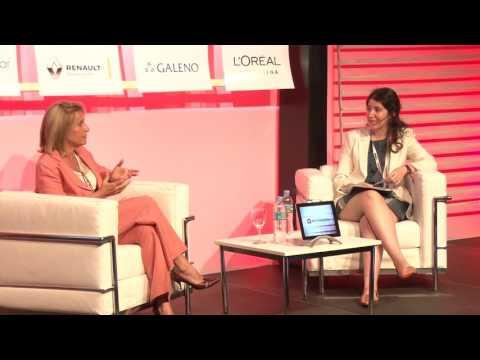 Belén Elgoyhen en el Women Leadership Forum 1 Edición