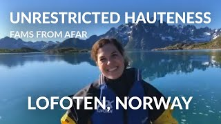 Virtual destination tour of Lofoten, Norway- highlight video