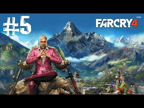 Far Cry 4. Прохождение. Часть 5 (Наркоманы)