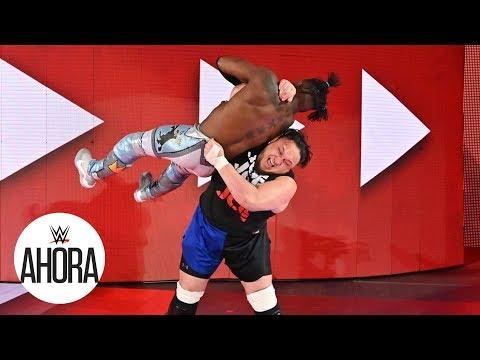 Raw inaugura Julio con actitud: WWE Ahora, Julio 1, 2019