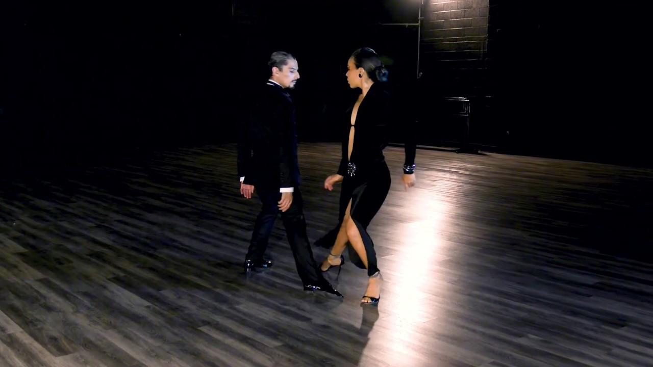 "Gimena & Tomas ""Invierno Porteño"" tango. Recorded in Hollywood. California 2018"