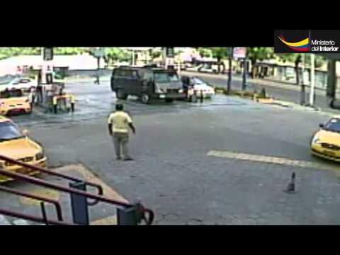 Policía investiga robo a blindado de Tevcol, en Portoviejo