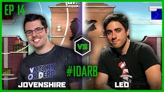 EP 14 | #IDARB | Jovenshire vs LeoZombie | Legends of Gaming