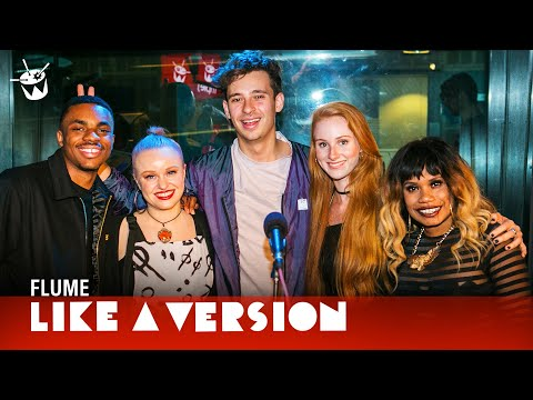 Flume covers Ghost Town DJs 'My Boo' Ft. Vince Staples and Kučka for Like A Version