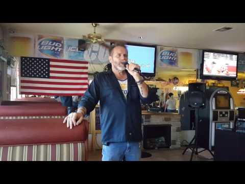 Arturo's Sunday Afternoon Karaoke and Richard at his best 08-14-16 20160814 165513