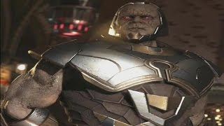 Injustice 2 -  Various Character Intros, Quotes And Dialogue And Gear Showcase Compilation
