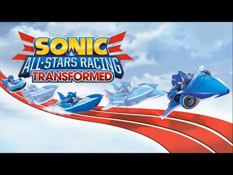 Sonic All-Stars Racing Transformed Longplay Nintendo Wii U