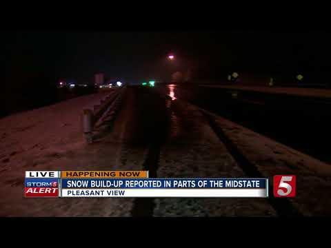 Snow Cancels, Delays Schools Across Middle Tenn.