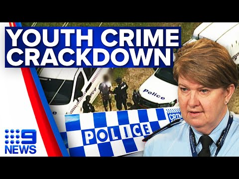 Two in three youth offenders locked up under Queensland's new bail laws   9 News Australia