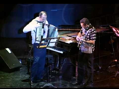 Hector Martignon and Vinny Valentino, live, POSITANO