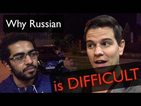 3 Reasons why Russian is more Difficult than you Think! - Learn Russian DAY 5