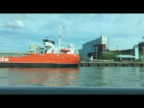 Rotterdam - Netherlands - Harbour Cruise