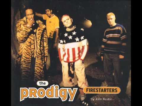 The Prodigy-Firestarter (high quality)