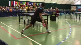 Stoyanov N vs Savelev S  4:3 ( 1/8 Albena OPEN 2017)