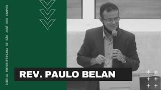 Rev. Paulo Belan | 10/01/21