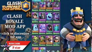 Clash Royale Mod Apk Download | Clash Royale Private Server Download | Link In Description