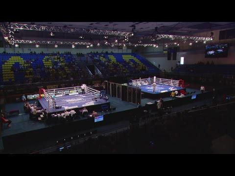 EUBC European Boxing Championships KHARKIV-17 Ring A