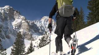 Backcountry Skiing With Sawtooth Mountain Guides