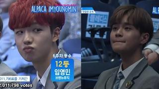 Video [ENG] Produce 101 Season 2 EP 8 | Youngmin (Rank 5) & Daehwi (Rank 4) cut download MP3, 3GP, MP4, WEBM, AVI, FLV Januari 2018