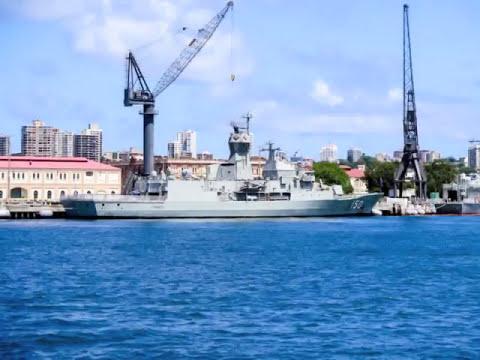 HMAS Anzac FFH 150