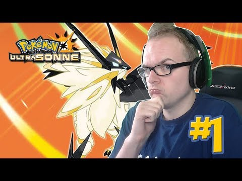 Was ist POKEMON ULTRASONNE? 🎮 Let's Play Pokemon Ultrasonne #1
