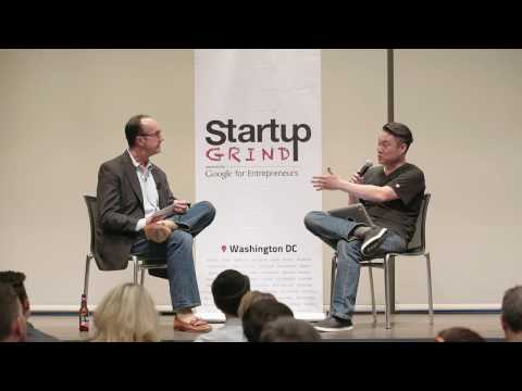 John Backus (NAV.VC & PROOF.VC) hosted by Startup Grind DC