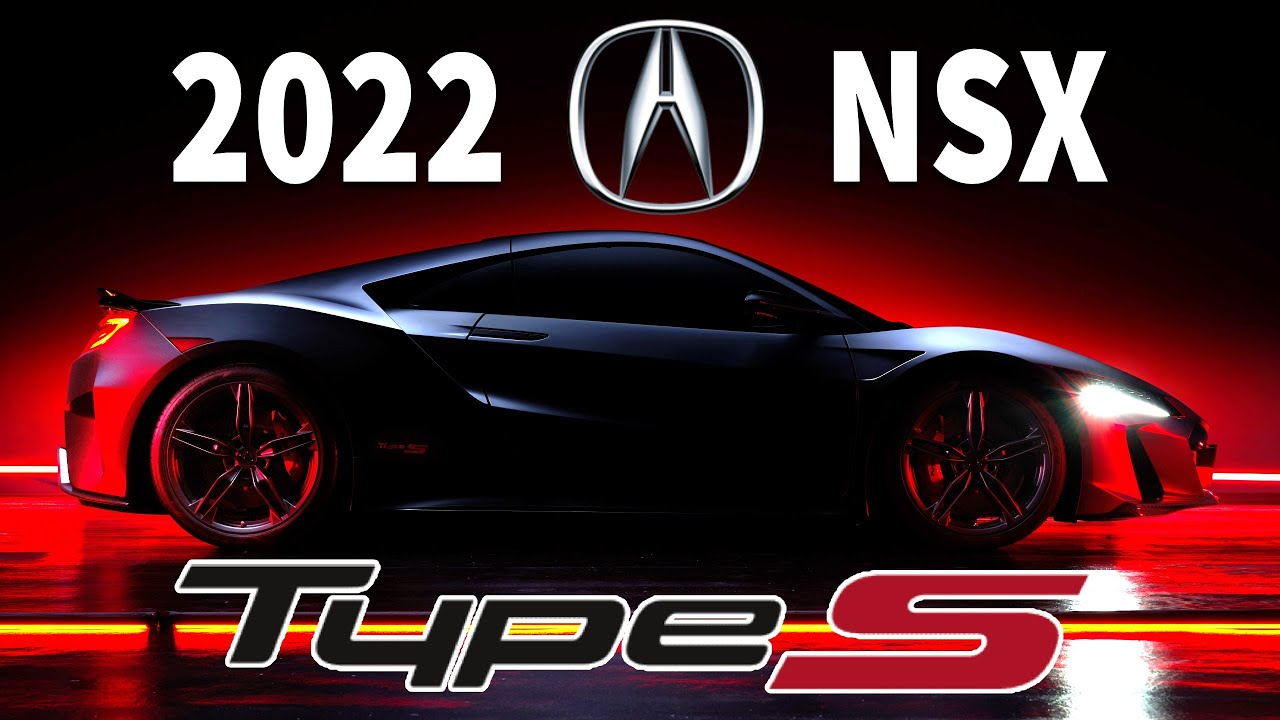 *OFFICIAL*  2022 Acura NSX Type S is going out with a BANG...