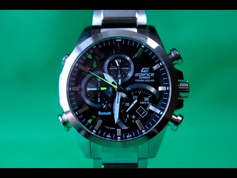 Casio Edifice Series: Casio Edifice E 500 Review - Best Affordable .