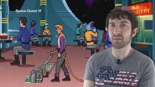 Space Quest (PC) - Video Game Years 1986