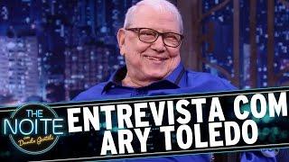 The Noite (20/10/16) - Entrevista com Ary Toledo