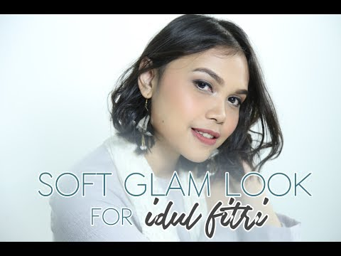 Soft Glam Makeup Look for Idul Fitri   Silkygirl One Brand Tutorial