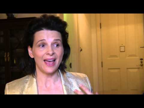 Life Lessons from Juliette Binoche