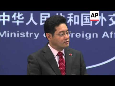 Chinese Foreign Affairs Ministry on Pakistan, Russia and Indian PM's visit to Japan