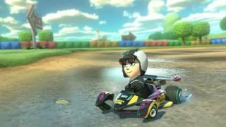 Wii U - Mario Kart 8 - (SNES) Prado Rosquilla 3
