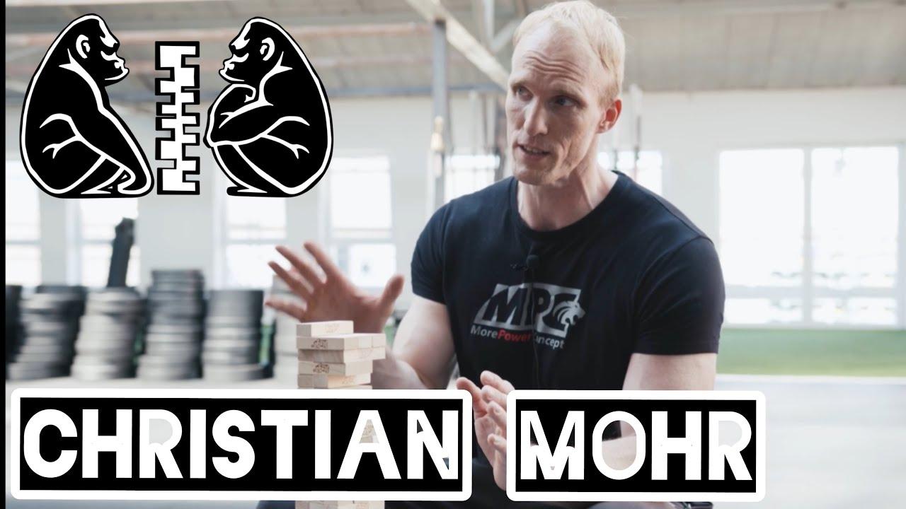 Christian Mohr - über NFL, Gagen, Aggressionsventile, Verletzungen, Kontaktsportarten und Mentalität